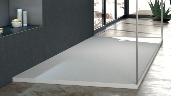 duschwannen step in f r bodenebenen und variablen einbau. Black Bedroom Furniture Sets. Home Design Ideas